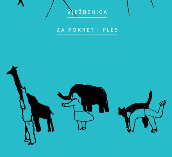 Stručni seminar: Vježbenica za pokret i ples u Zagrebu
