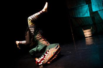 JURI MURI v afriki pleše