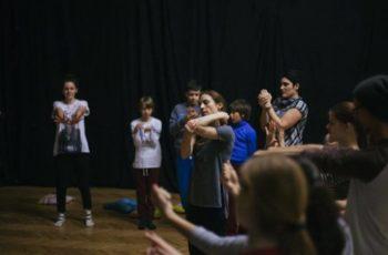 """Radionica """"Kreativna komunikacija"""" na 19. susretima profesionalno vođenih kazališta za djecu i mlade"""
