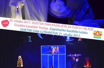 Proslava Svjetskog dana kazališta za djecu i mlade u Zagrebu