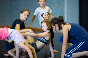 VRUMs workshop No work & just play at Changer festival in Šibenik