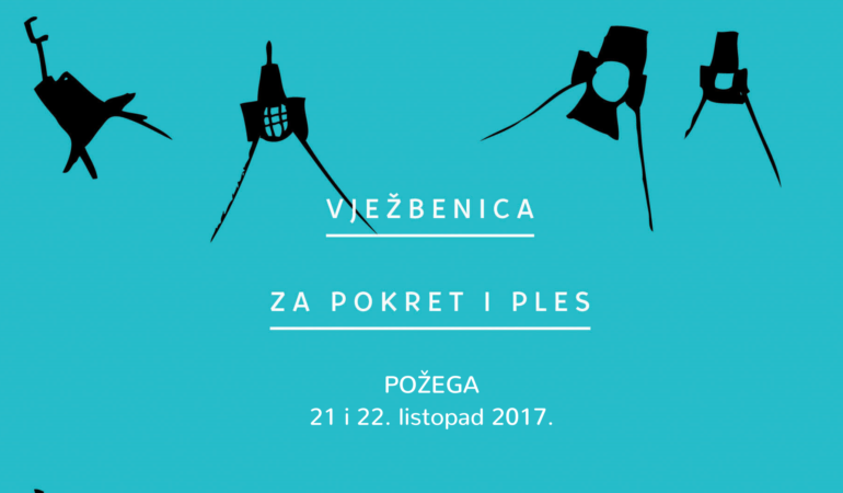 """Stručni seminar """"Vježbenica za pokret i ples"""" u Požegi"""