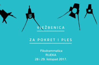 Stručni seminar: Vježbenica za pokret i ples za odgajatelje/ice u Rijeci!
