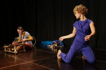 """Ja pa ti pa mi"" Episode Strangers, performance in Children's Theatre Dubrava"